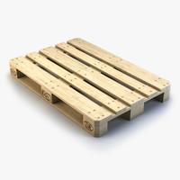 Euro Pallet (Wooden)