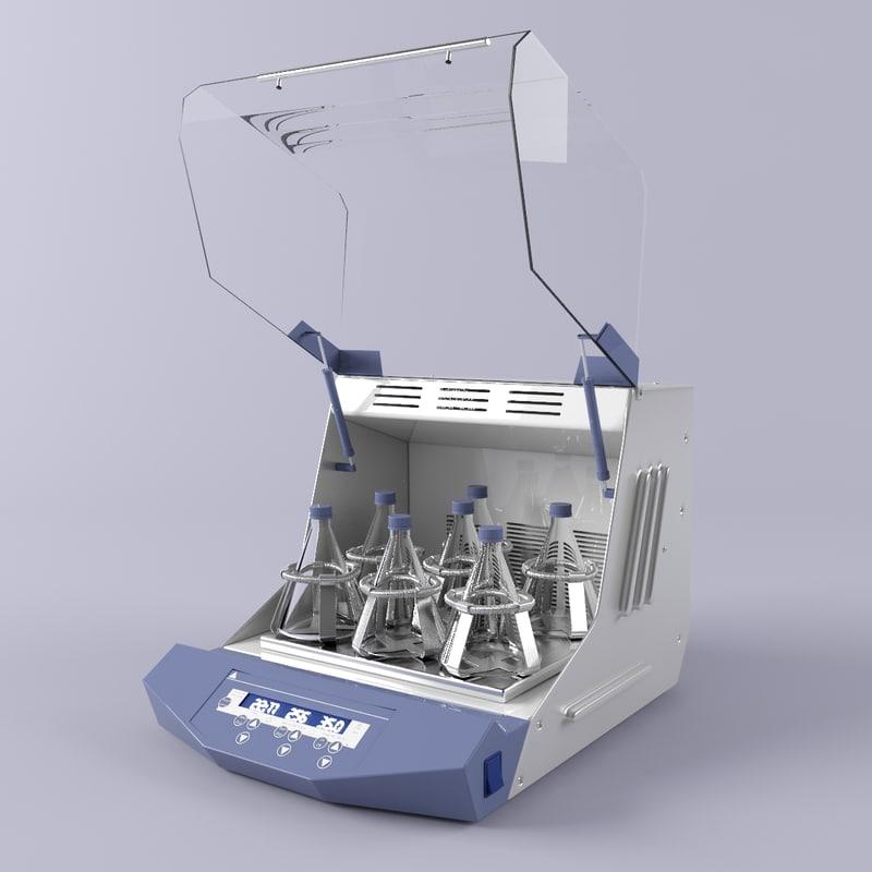 laboratory healthcare 3d max