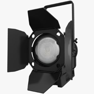 3d litepanels spotlight studio light