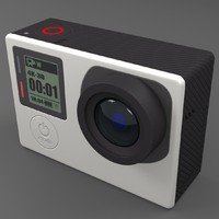 3d action camera
