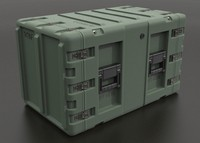 Military Crate 05