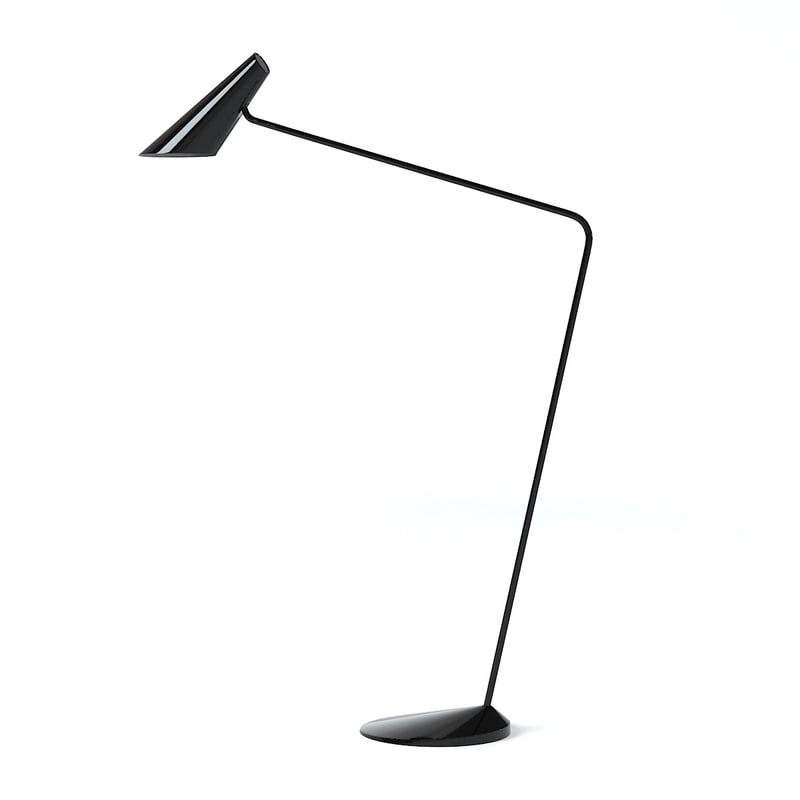 3d model vibia table lamp