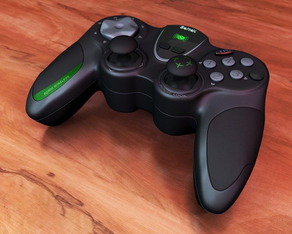 wireless gamepad 3ds