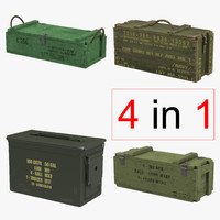 Ammo Crates Collection 2