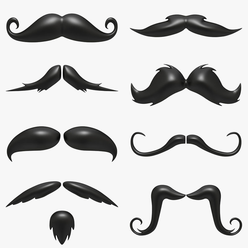 Cartoon waving man with mustache Stock Illustration Images ...