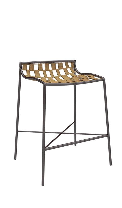 marambaia latoog - bar stool 3d model