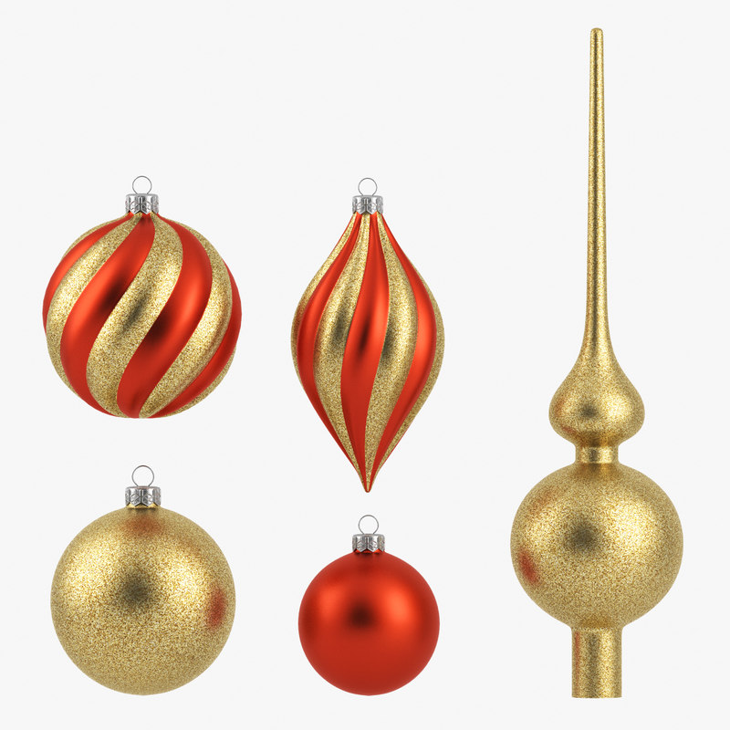 christmas ornament x