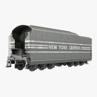 tender 6 18063 ob 3d model