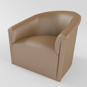 vice versa lounge 3d model