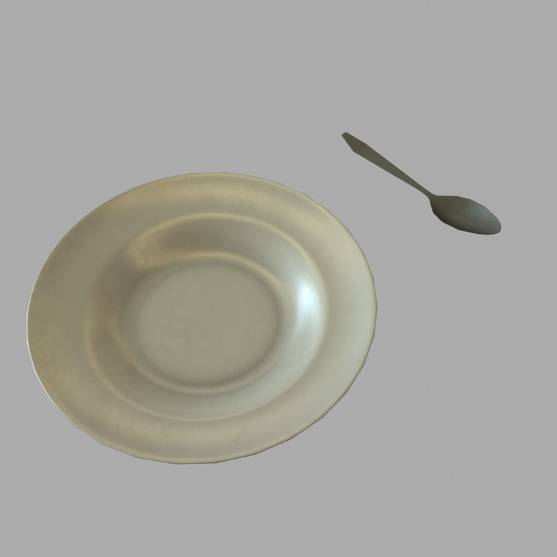 max plate spoon