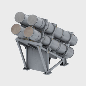 3d harpoon mk-141