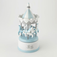 musical carousel bb blue 3d max