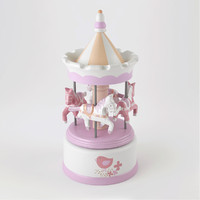 musical carousel lilirose amadeus 3d max