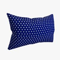 max pillow photorealistic
