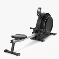 obj rowing machine