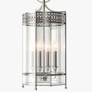 8994 light amelia pendant obj