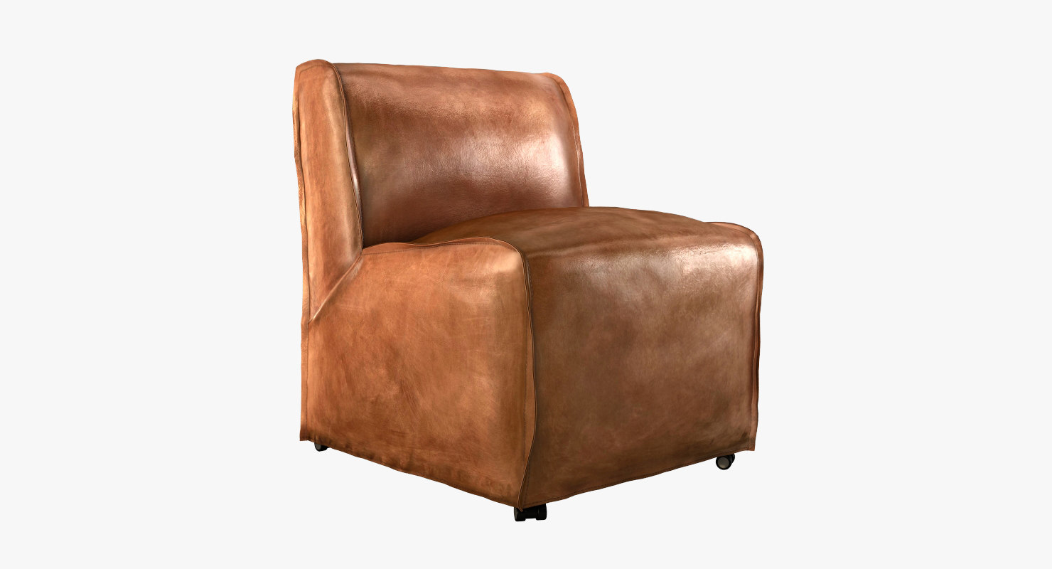 3dsmax bruno chair
