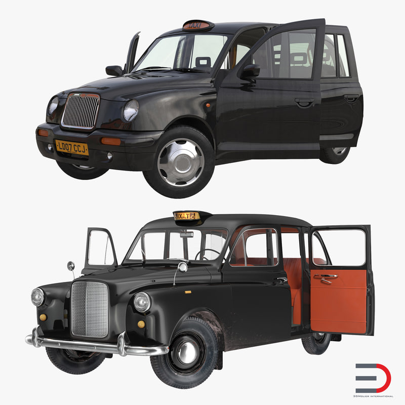 max london cabs rigged