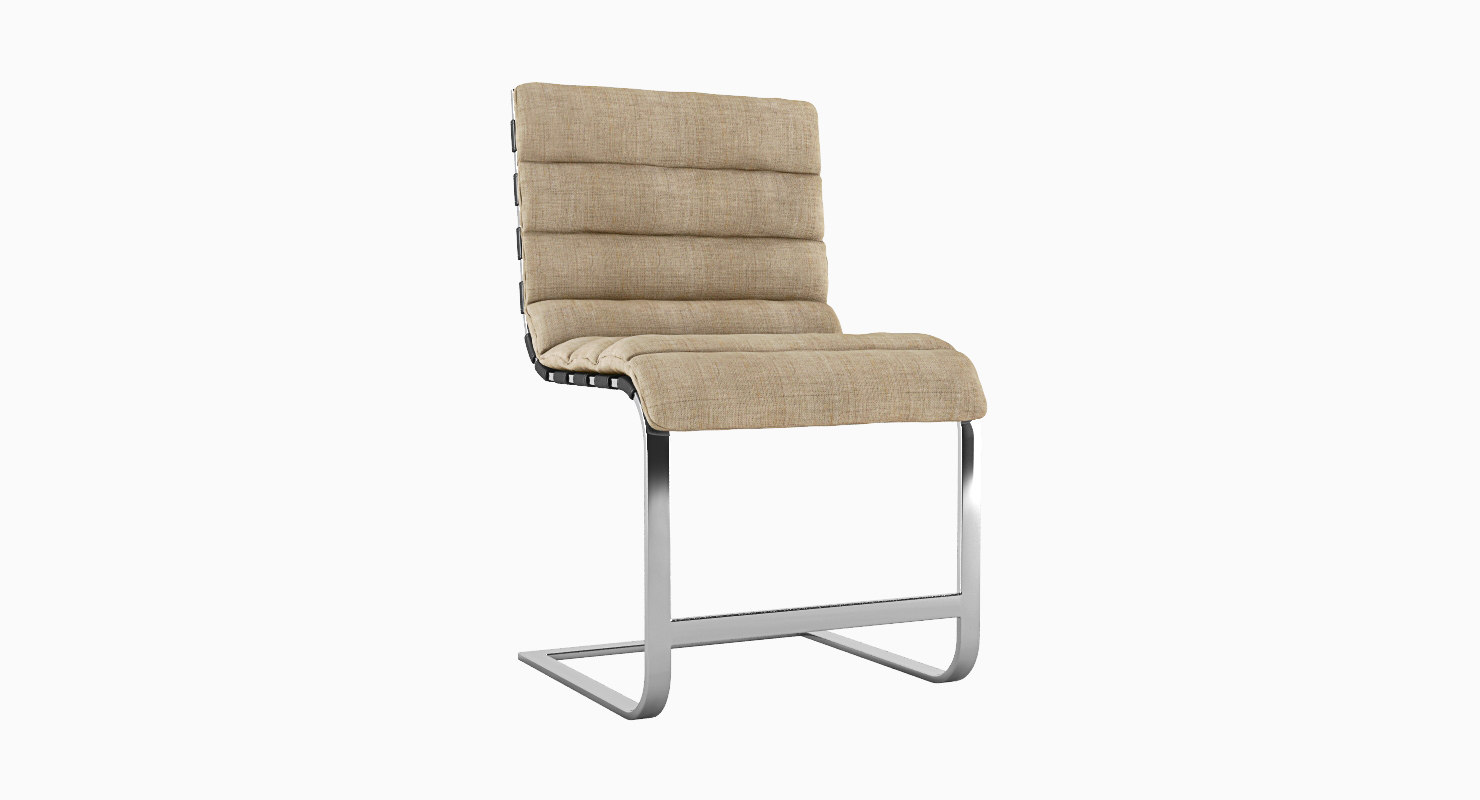 oviedo chair 3d max