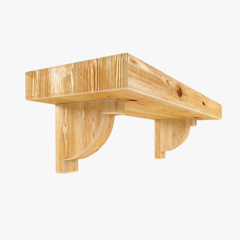 max wooden shelf