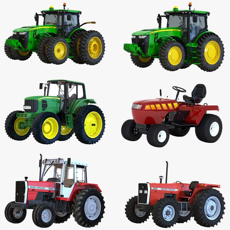 tractors 2 john deere max