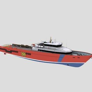 3d offshore deniz doga