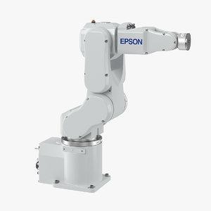 3d model epson c4