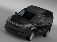 Opel Combo LWB High Roof Cargo (D) 2015