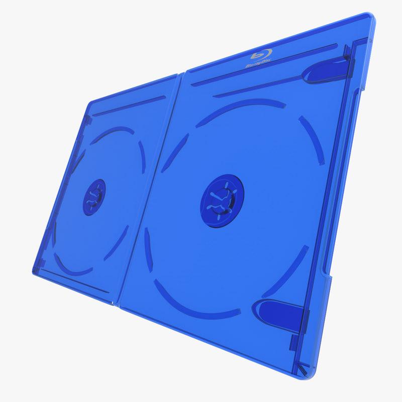 maya double case blu-ray