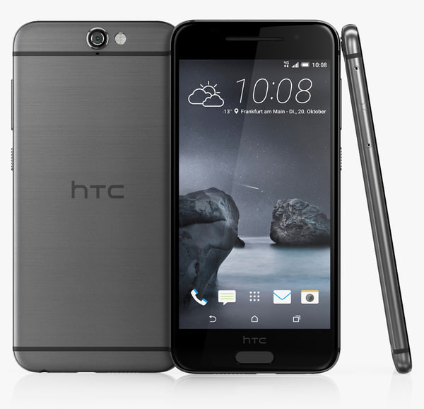 max htc a9 carbon gray