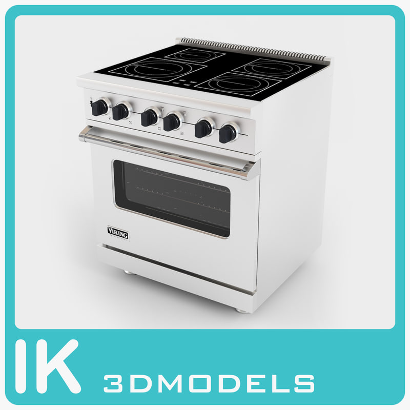 viking 30 electric induction max