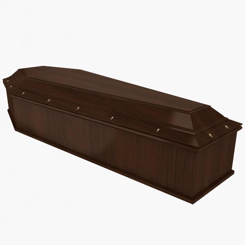 obj coffin vertex