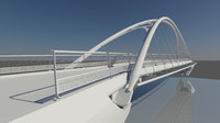 Calatrava Pedestrian Bridge 2