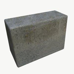maya concrete block