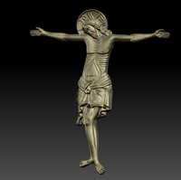3d model jesus printing