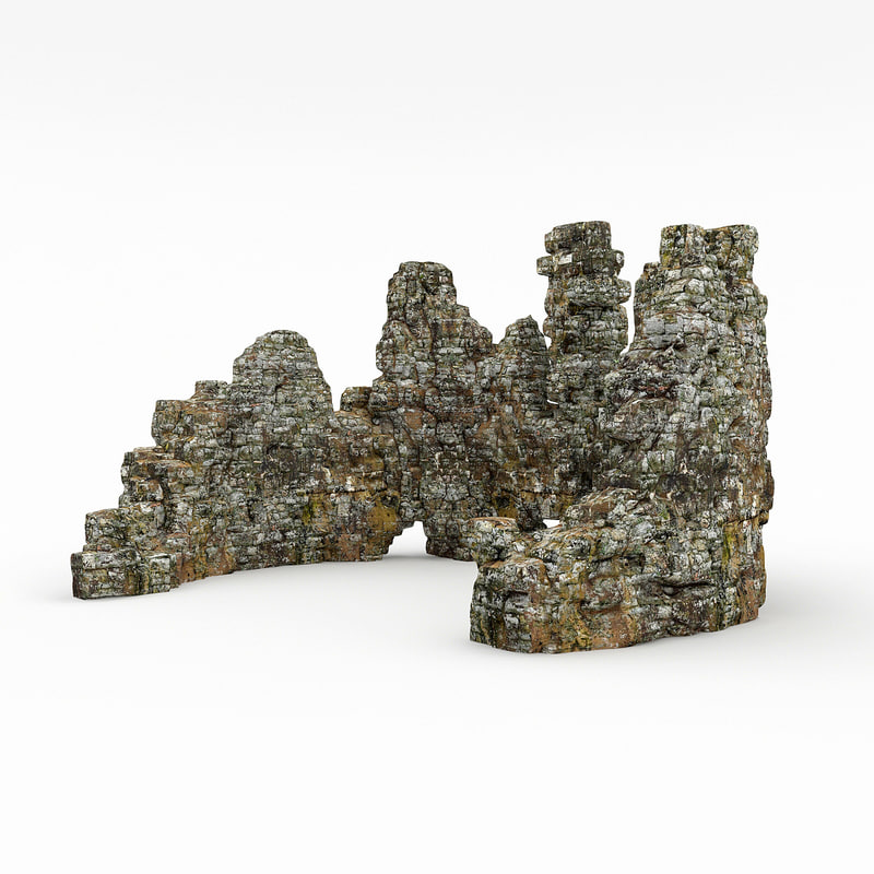 ruins tower max