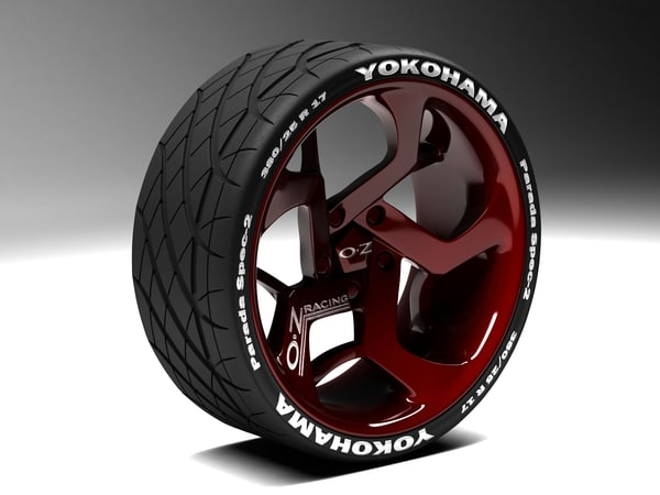 3ds exclusive sports tire