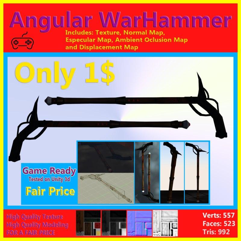 battle hammer 3d 3ds