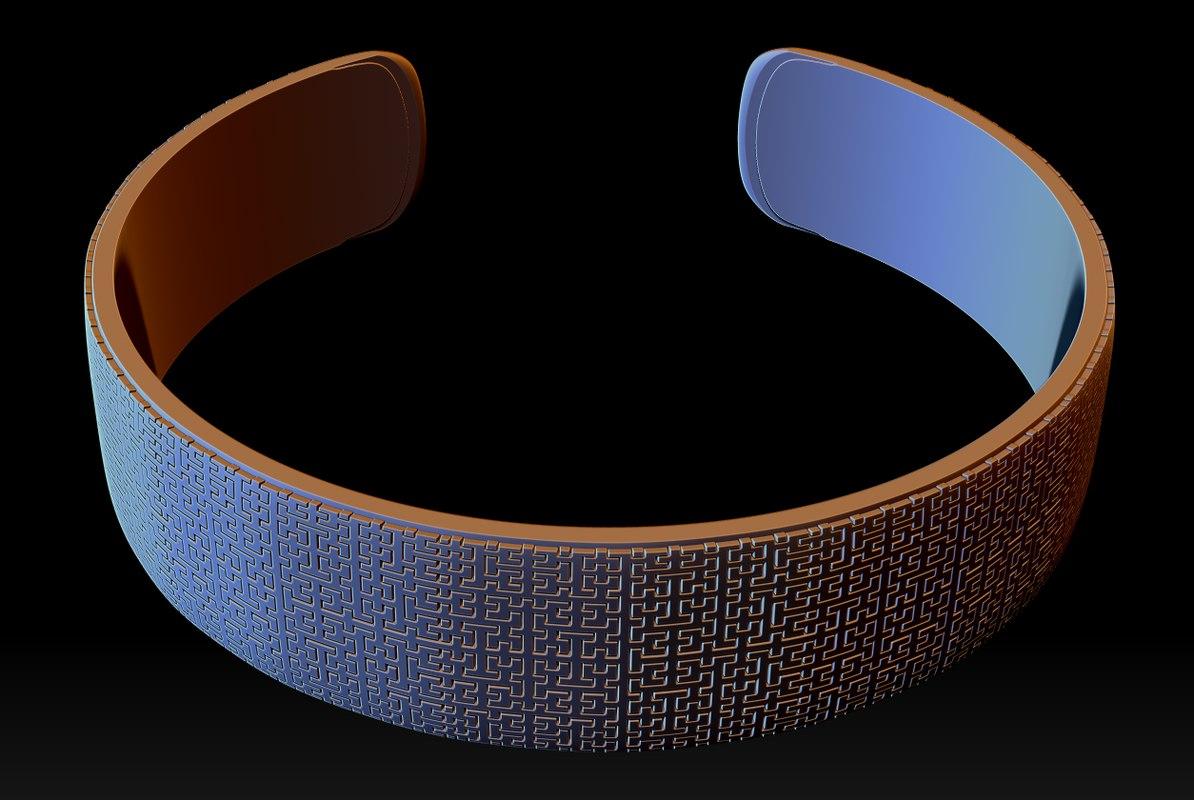 jewelry bracelet obj