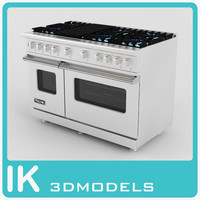 3d 48 7 series gas range model
