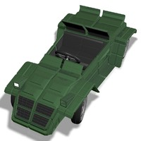 3d car vehicle toy