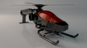 3d toy helicopter gi joe