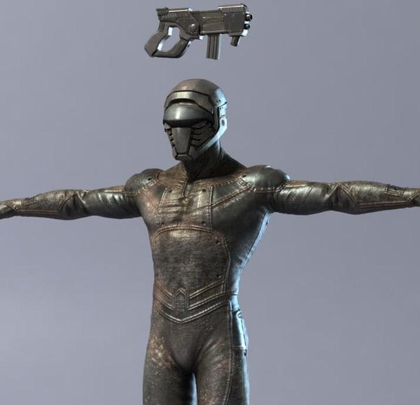 character gun max