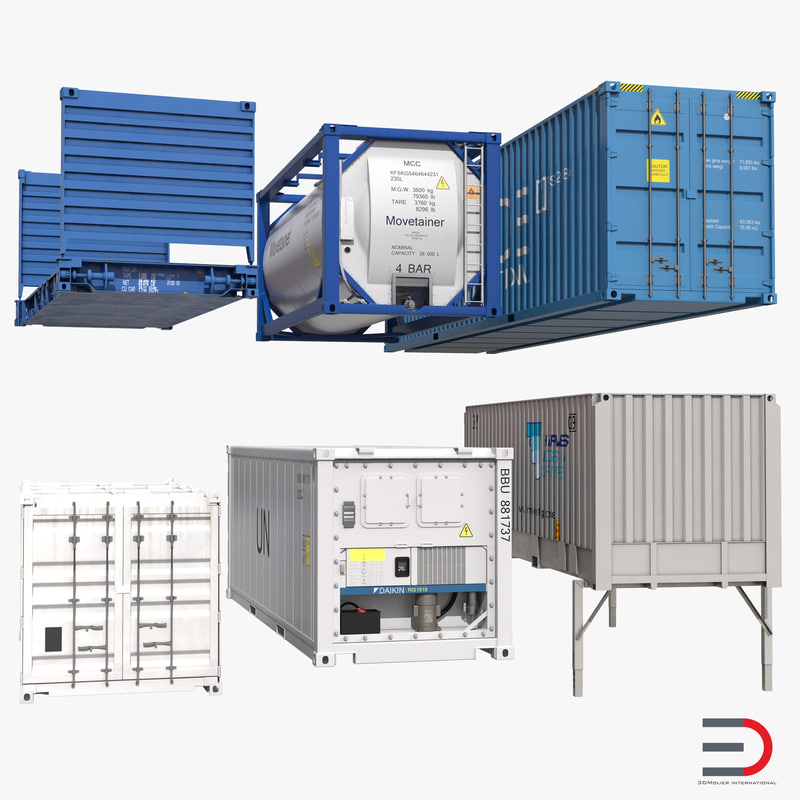 3d containers 2