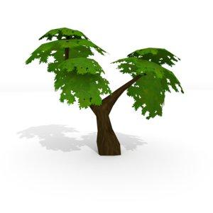 3d tree o