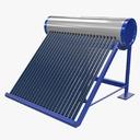 solar heater 3D models