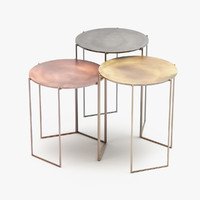 De Castelli Tribu Small Tables