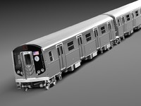NYC Subway R160
