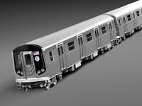 maya nyc subway r160