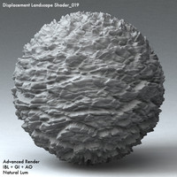 Displacement Landscape Shader_019